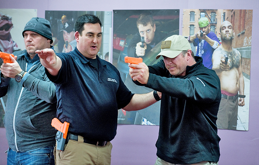 Voted Best Concealed Carry Course in the State of Illinois